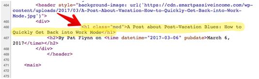 Исходный код в блоге Пэта Флинна