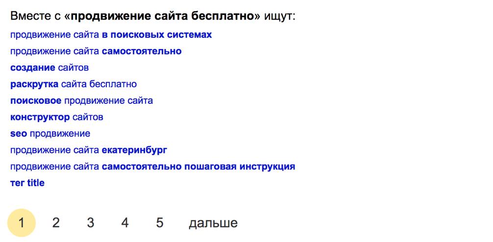 Яндекс Рекомендации