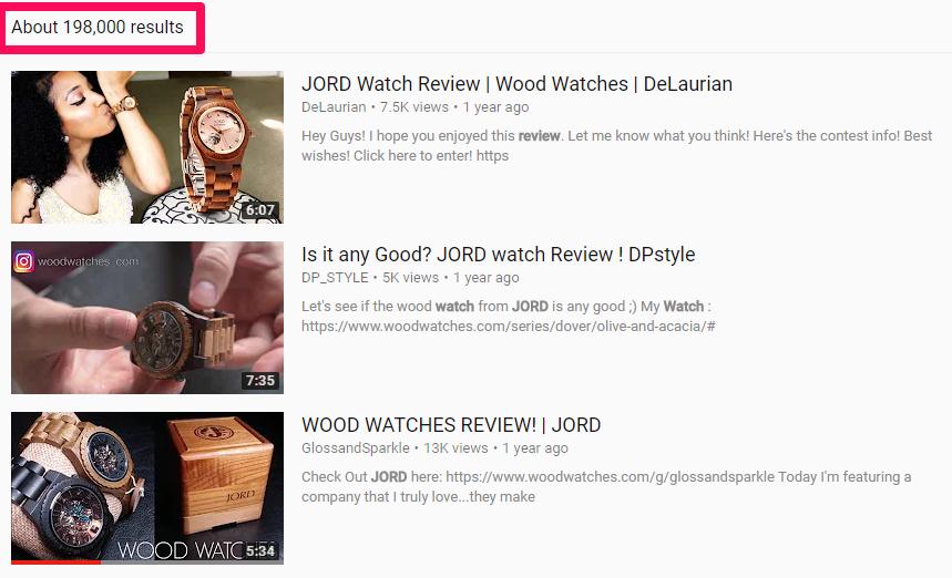 Сотни тысяч просмотров Jord только на YouTube
